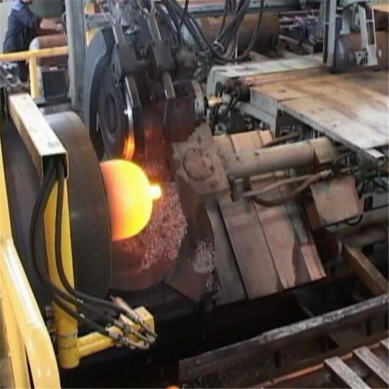 Fire Extinguisher Hot Spinning Machine