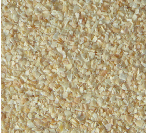pure dehydrated garlic granules