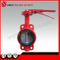 Grooved End Wafer Signal Butterfly Valve