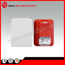 Electric Conventional Sounder Fire Alarm Siren Horn Strobe Sounder