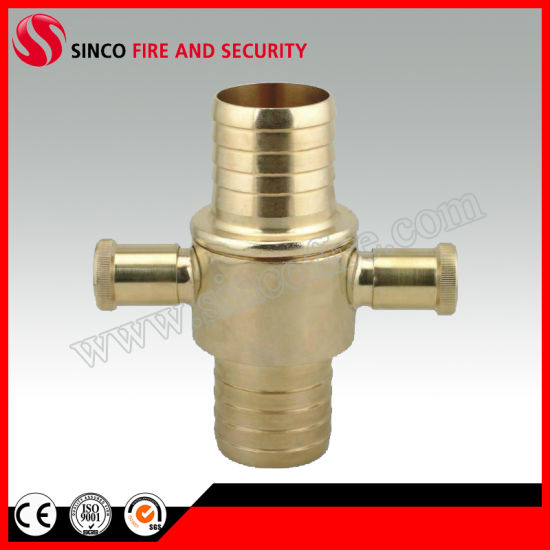 "2"" British Type Fire Hose Coupling in Fire Fighting"