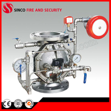 Stainless Steel Deluge Valve with Alarm Valve Accessories