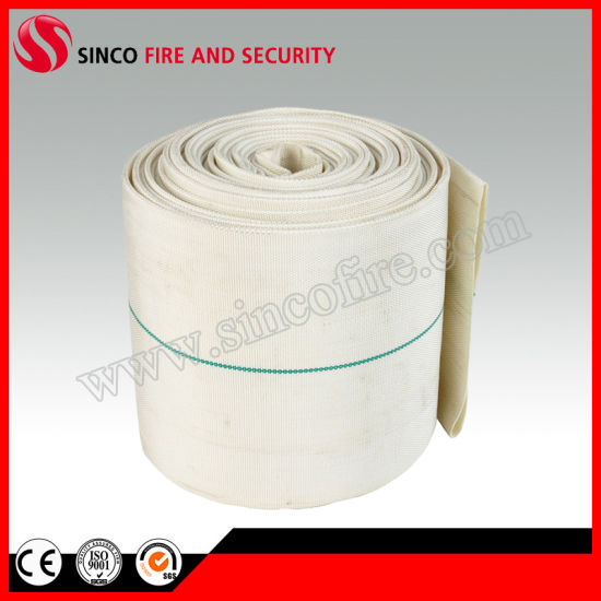Factory Price PVC Rubber Lined Canvas Fire Hose