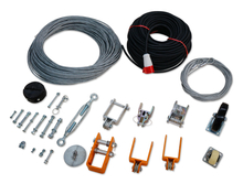 Wire rope, Cable & Accessories for Use with Rigid Lifting Machines