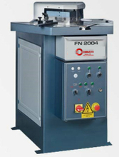 FIXED ANGLE NOTCHING MACHINE