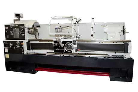 VARIABLE SPEED PARALLEL LATHE CE500X2000