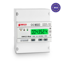 EM415-Mod single phase~100A~MID~Modbus