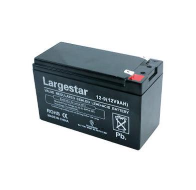 12V/9Ah Storage Backup VRLA Battery for UPS And Emergency System