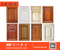 Wholesale Modern Kitchen Cabinet Features Customization Cabinet MDF Lacquer Kitchen Cabinet Door