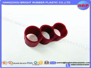 Silicone Tube Extrusion Silicone Sleeve Customized