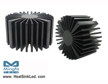 SimpoLED-TRI-160100 for Tridonic Modular Passive LED Cooler Φ160mm