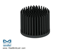 GooLED-VOS-8665 Pin Fin Heat Sink Φ86.5mm for Vossloh