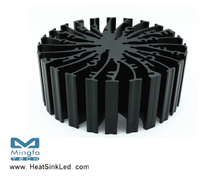 EtraLED-GE-130100 GE Modular Passive Star Heat Sink Φ130mm