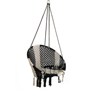 Cotton Rope Garden Chair Swing Hammock