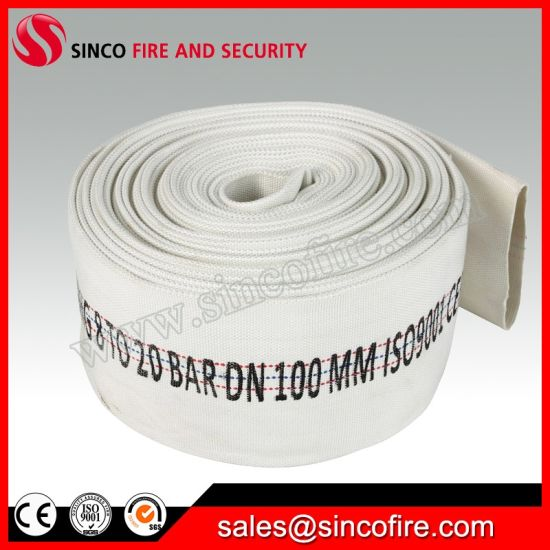 10 Bar PVC Fire Hose