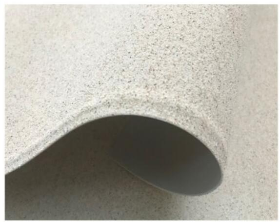 1.2mm Thickness HDPE Pre-Applied Self-Adhesive Waterproofing Membrane