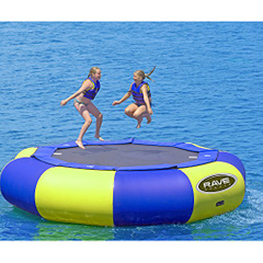 Inflatable Water Trampoline Jumping Matt for Water Games