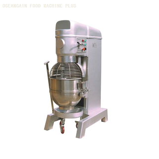 Big Capacity 40Kg 100L Food Mixer Machine Planetary Mixer ZB100B