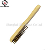 Wooden Handle Steel Wire Scratch Brushes