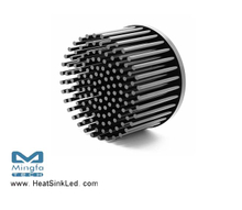 GooLED-8665 Pin Fin LED Heat Sink Φ86.5mm