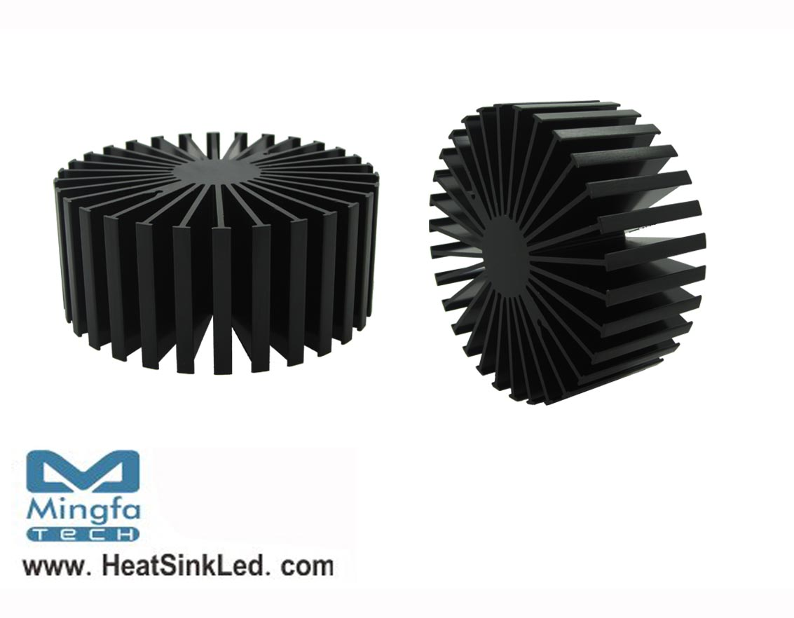 SimpoLED-LG-11750 Modular Passive LED Cooler Φ117mm for LG Innotek