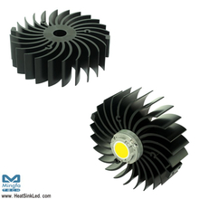 XSA-28 Xicato LED XSM module heat sink