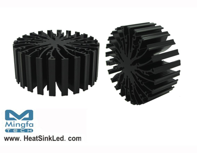 EtraLED-CRE-9650 for CREE Modular Passive LED Cooler Φ96mm