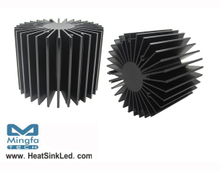 SimpoLED-TRI-13580 for Tridonic Modular Passive LED Cooler Φ135mm
