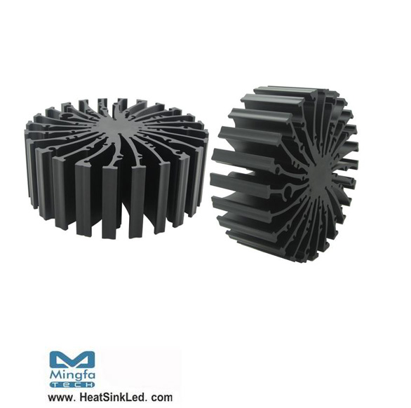 EtraLED-LUME-13050 Lumens Modular Passive Star LED Heat Sink Φ130mm