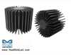 SimpoLED-ADU-13580 for Adura Modular Passive LED Cooler Φ135mm