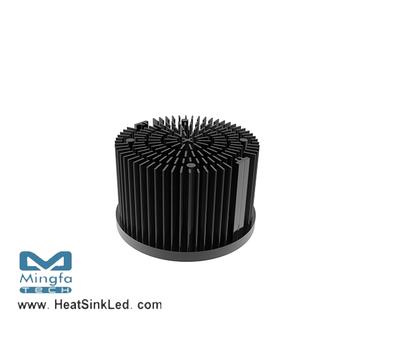 xLED-13080 Pin Fin LED Heat Sink Φ130mm