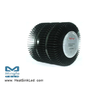 HibayLED-BRI-230192 Bridgelux Modular vacuum phase-transition LED Heat Sink (Passive) Φ230mm