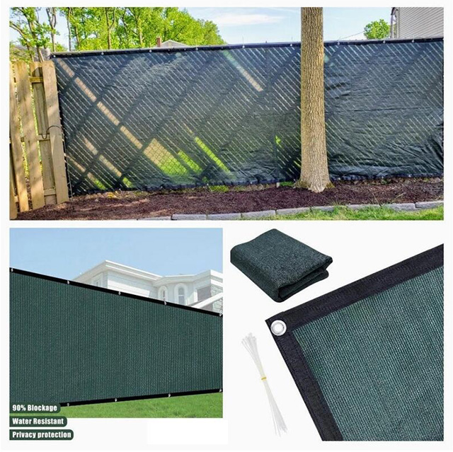 150 gsm HDPE Fence Net