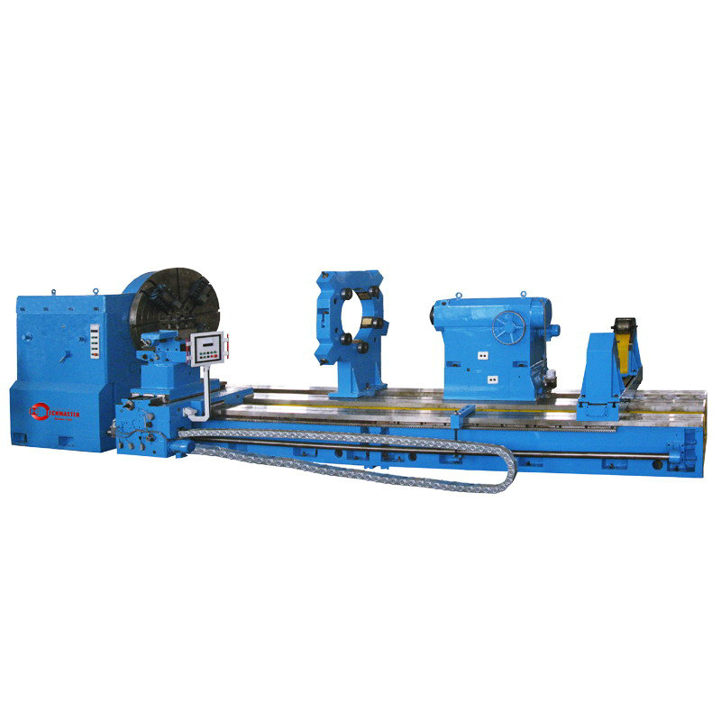 Swing Dia.1600MM-2500MM(32T) Heavy Duty Large Loading Capacity Manual Conventional Lathe Machine
