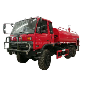 Dongfeng 6X6 off-Road 12000liter Water Tank Fire Truck