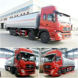 Dongfeng 8X4 35000 Liters Fuel Tanker Truck