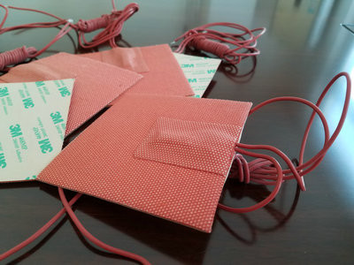 Silicone Heater Pad-006