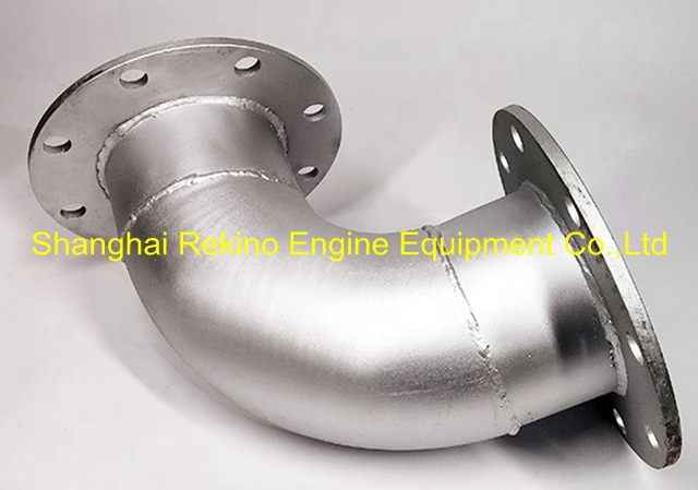 3418944 Exhaust outlet connection KTA19 Cummins engine parts