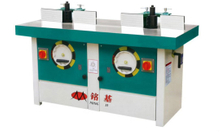 Double spindle moulder