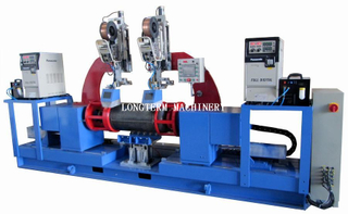 Circumferential Seam Welding Machine for Tank Cylinder