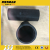 sdlg LG968 loader parts rubber hose /water pipe 4110000186441/4110000556204/4190000536445