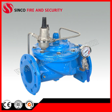 Water Flow Hydraulic Control Pressure Reducing Valve