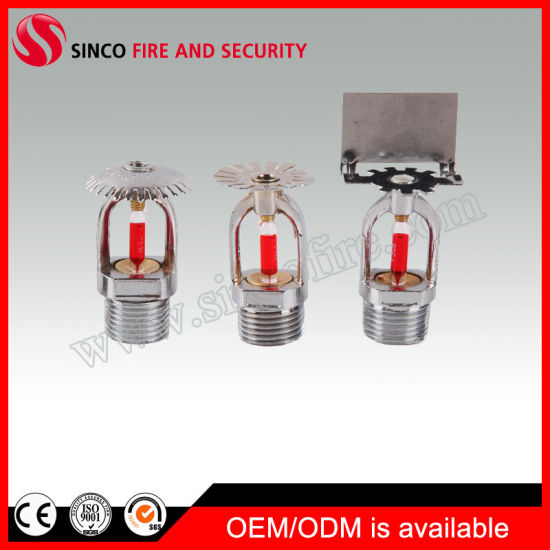1/2 Inch 3/4 Inch Fire Sprinkler for Sale