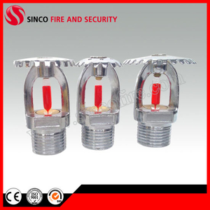 Upright Fire Sprinkler for Fire Sprinkler System