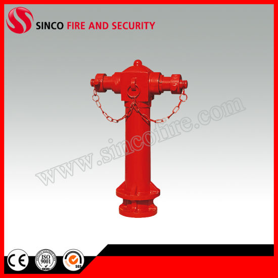 Outdoor Aboveground Fire Hydrant for Firefighting System