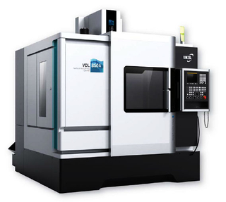 VDL850A Dalian DMTG VMC CNC Vertical Machining Center
