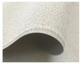 Pre-Applied Fully Bonded HDPE Waterproofing Membrane of 1.2mm Thickness