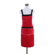Promotional cooking bib apron