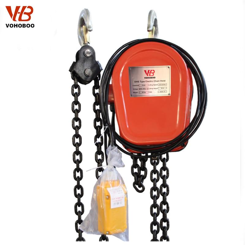 DHS Type Electric Chain Hoist