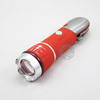 Multi Function Adjustable LED Flashlight with Multi Tool And Hidden Hammer And Cutter